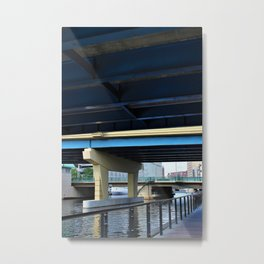 I-794 Over MKE Metal Print