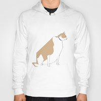 lucy Hoodies featuring Lucy by RGromek