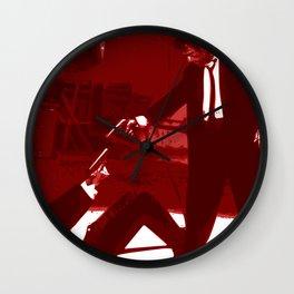 Minimalistic Reservoir dogs Wall Clock