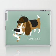 I Nose Things Laptop & iPad Skin