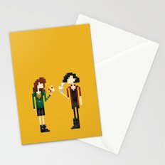 Freakin' Friends III Stationery Cards