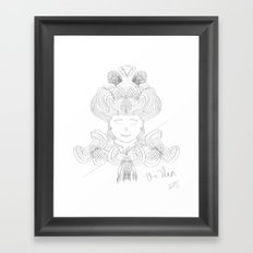 The Idea  Framed Art Print