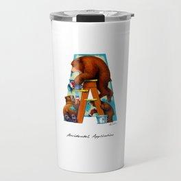 Accidental Application Travel Mug