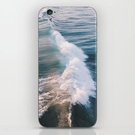 Surf at Sunset iPhone Skin