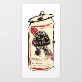 Pabst Art Print