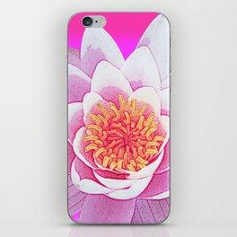 Ninfea Rose iPhone Skin