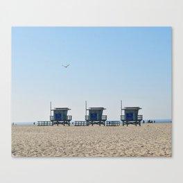 Venice Beach Views Canvas Print
