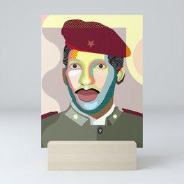 Thomas Sankara Mini Art Print