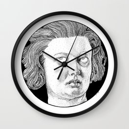 Costanza is annoyed Wall Clock