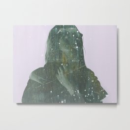 Suicide Witch II Metal Print