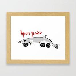 Hron Rade Framed Art Print