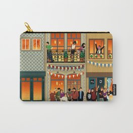 Porto Houses - Portugal Carry-All Pouch