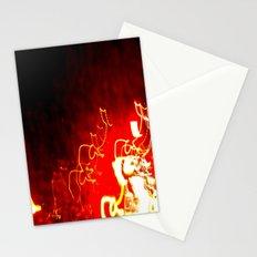 Fire Light Stationery Cards