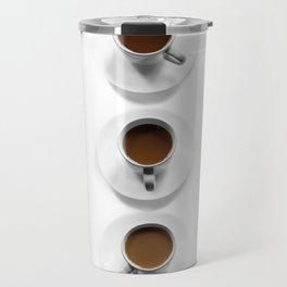 Shades of Coffee Travel Mug