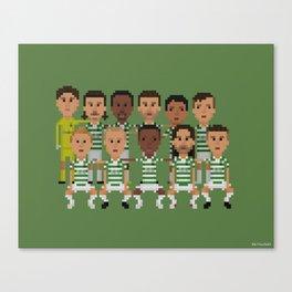 Celtic 2012/2013 (Squad) Canvas Print