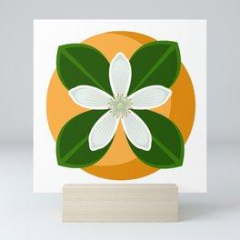 Orange Blossom Mini Art Print