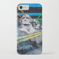 rushmore iPhone & iPod Cases featuring Mt Rushmore, Yo by Dan Howard
