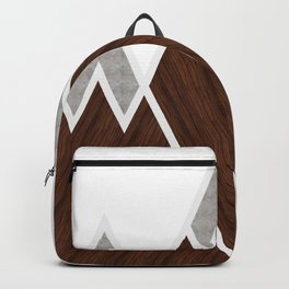 Concrete Mountains Backpack