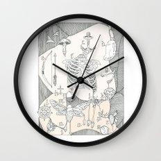 C O L L E C T I O N S Wall Clock