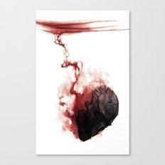 DH: High Chaos Canvas Print