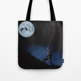 The Last Dragonlord Tote Bag