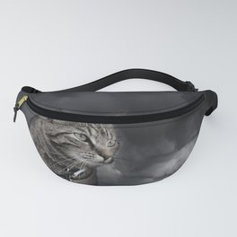 Cat on the Prowl Fanny Pack
