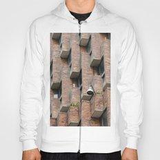 Brick building Hoody