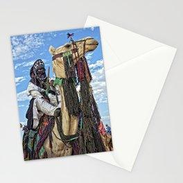 Touareg nomad - Niger, Africa Stationery Cards