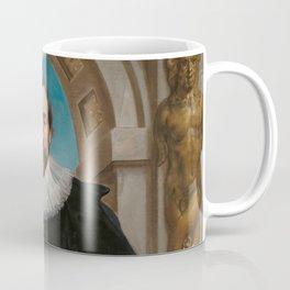 Renaissance Art   Portrait of Rogier le Witer Coffee Mug