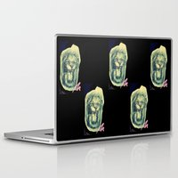 rogue Laptop & iPad Skins featuring Gentle Rogue by Alex 1007
