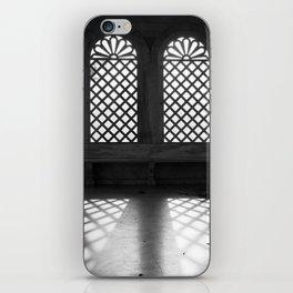Art of light iPhone Skin