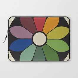 James Ward's Chromatic Circle Laptop Sleeve