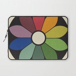 James Ward's Chromatic Circle Laptop Sleeve