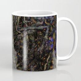 Tree Root Fractal Coffee Mug