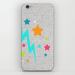Stacy Starshine iPhone Skin