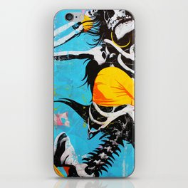 Beach Bod iPhone Skin