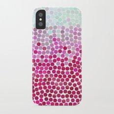 dance 6 iPhone X Slim Case