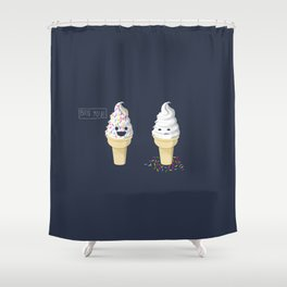 Bless you! Shower Curtain