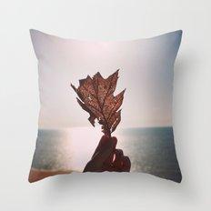 Radiate Throw Pillow