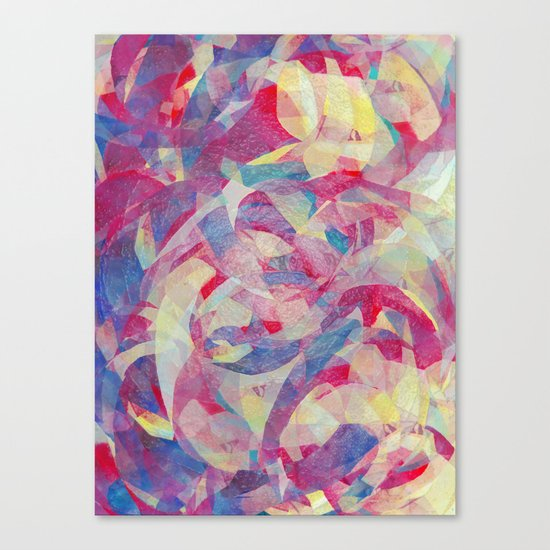 In Sanity Canvas Print