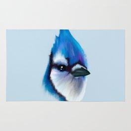 The Blue Jay Rug