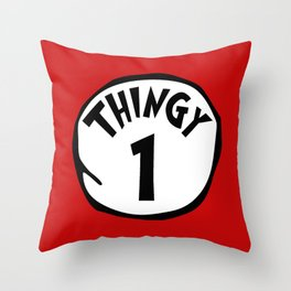 Thingy1 Throw Pillow