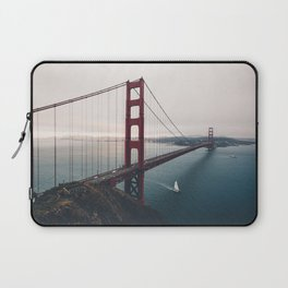 Golden Gate Bridge - San Francisco, CA Laptop Sleeve