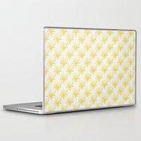 sunshine Laptop & iPad Skins featuring Sunshine by Leah Flores