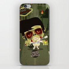 Elvis Zombie iPhone & iPod Skin