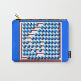 Abacus calculator Carry-All Pouch