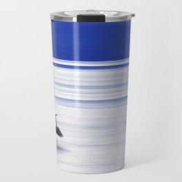 La valse bleue Travel Mug