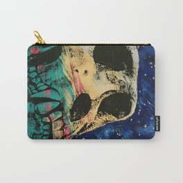 Gorilla Skull Carry-All Pouch
