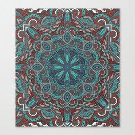 Mandala - Skyward Canvas Print