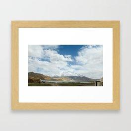 Western China Framed Art Print